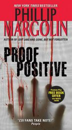 Proof Positive Paperback  by Phillip Margolin
