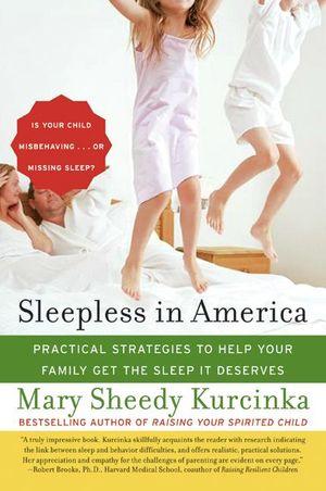 Sleepless in America book image