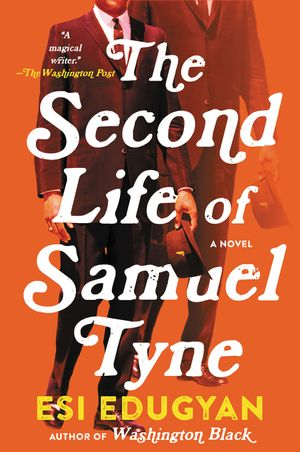 The Second Life of Samuel Tyne book image