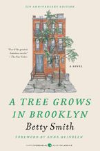 A Tree Grows in Brooklyn [75th Anniversary Ed] Paperback  by Betty Smith