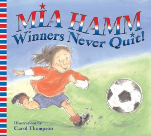 Winners Never Quit! book image
