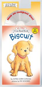 Biscuit Book and CD CD-Audio ABR by Alyssa Satin Capucilli