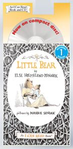 Little Bear Book and CD CD-Audio ABR by Else Holmelund Minarik