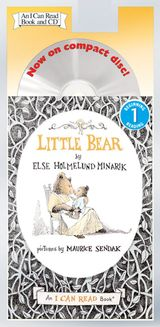 Little Bear Book and CD