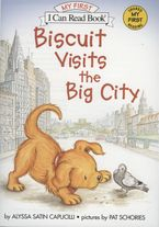 Biscuit Visits the Big City Hardcover  by Alyssa Satin Capucilli