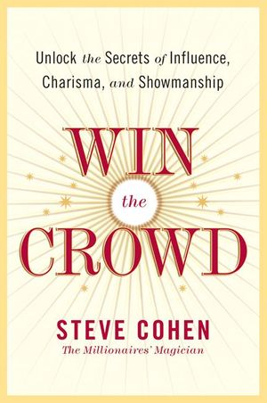 Win the Crowd book image