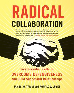 Radical Collaboration book image