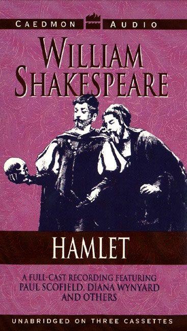 Hamlet william shakespeare digital audiobook read a sample enlarge book cover fandeluxe Images