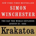 Krakatoa Downloadable audio file UBR by Simon Winchester