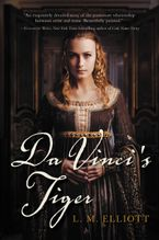 Da Vinci's Tiger Hardcover  by L. M. Elliott