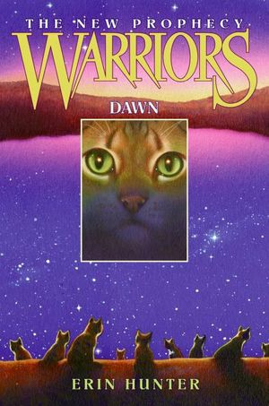 Warriors: The New Prophecy #3: Dawn book image
