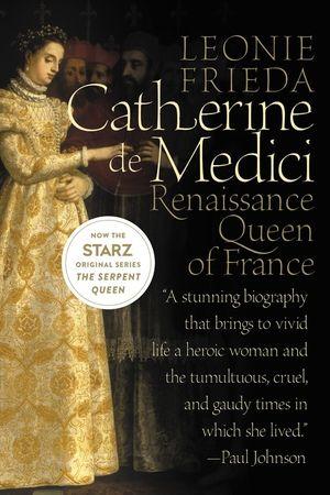 Catherine de Medici book image