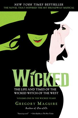 Wicked Musical Tie-in Edition