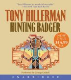 Hunting Badger Low Price CD CD-Audio ABR by Tony Hillerman