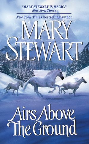 Airs Above the Ground book image
