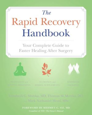 The Rapid Recovery Handbook book image