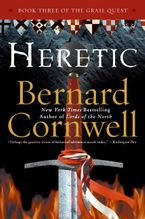 Heretic Paperback  by Bernard Cornwell