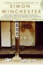 Korea Paperback  by Simon Winchester