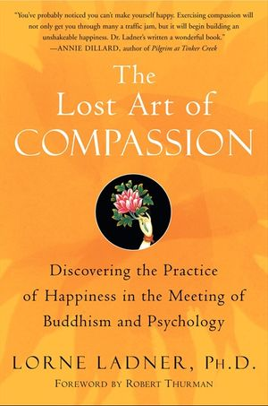 The Lost Art of Compassion book image