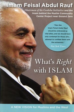 What's Right with Islam book image