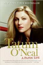 A Paper Life Paperback  by Tatum O'Neal