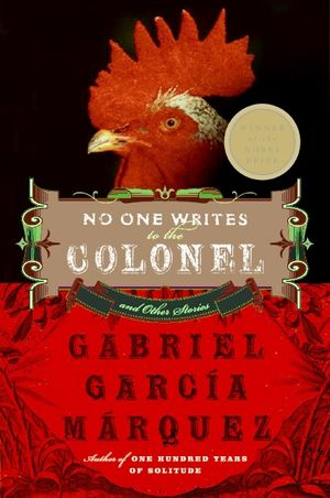 No One Writes to the Colonel book image