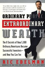 Ordinary People, Extraordinary Wealth Downloadable audio file ABR by Ric Edelman