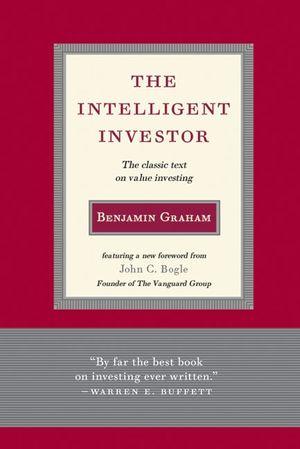 Intelligent Investor book image