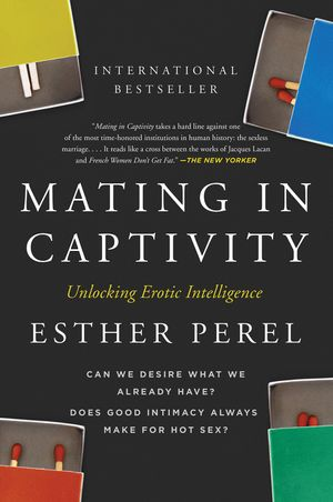Mating in Captivity book image