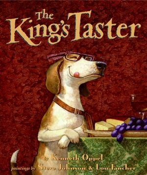 The King's Taster book image