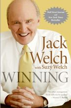 Winning Hardcover  by Jack Welch
