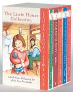 Little House 5-Book Full-Color Box Set