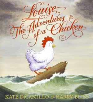 Louise, The Adventures of a Chicken book image