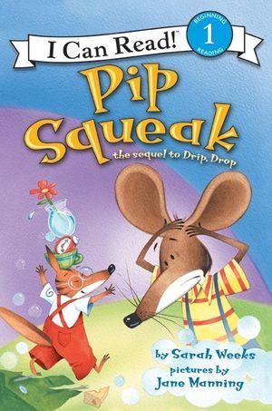 Pip Squeak book image
