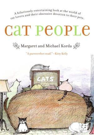 Cat People book image