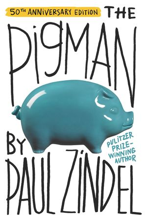 The Pigman book image