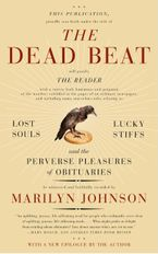 The Dead Beat Paperback  by Marilyn Johnson