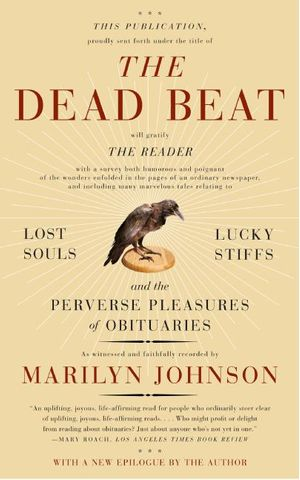 The Dead Beat book image