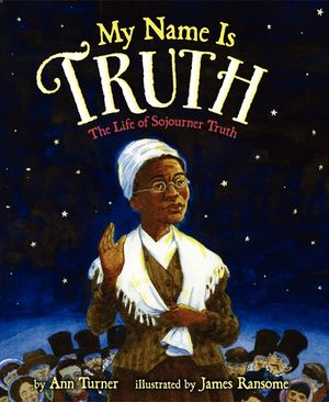 My Name Is Truth book image