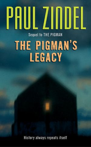 The Pigman's Legacy book image