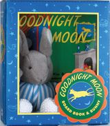Goodnight Moon Board Book & Bunny