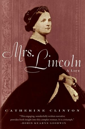 Mrs. Lincoln book image