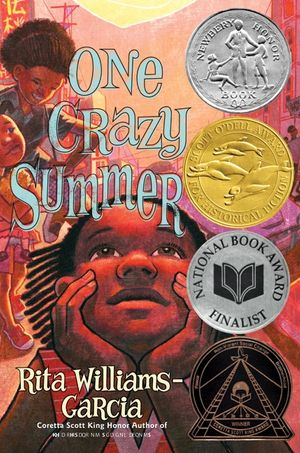 One Crazy Summer book image