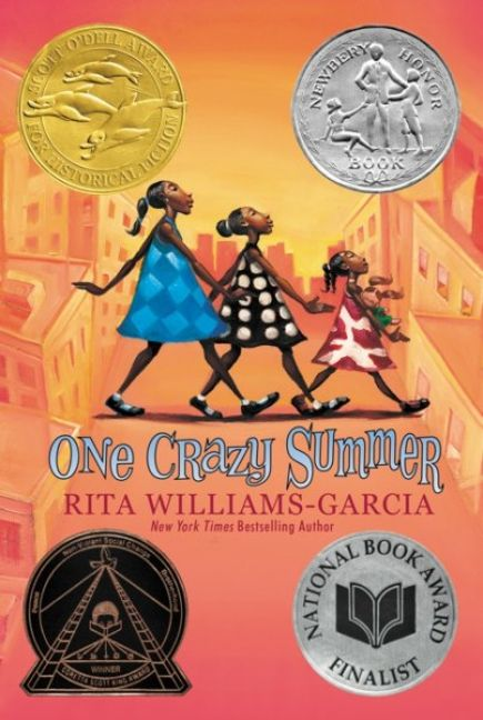 One Crazy Summer - Rita Williams-Garcia - Paperback