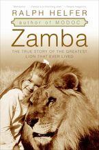 Zamba Paperback  by Ralph Helfer