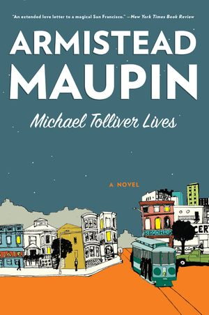 Michael Tolliver Lives book image