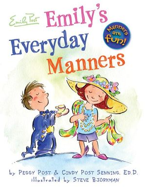 Emily's Everyday Manners book image