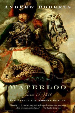 Waterloo book image