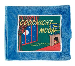Goodnight Moon Cloth Book book image