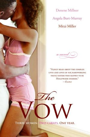 The Vow book image